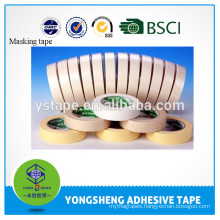 High Temperature Crepe Paper Adhesive Masking Tape