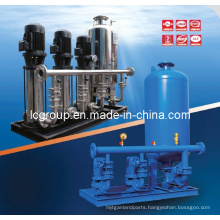Sgb, Sql Series Single-Stage Electric Inverter (pneumatic) Water Supply