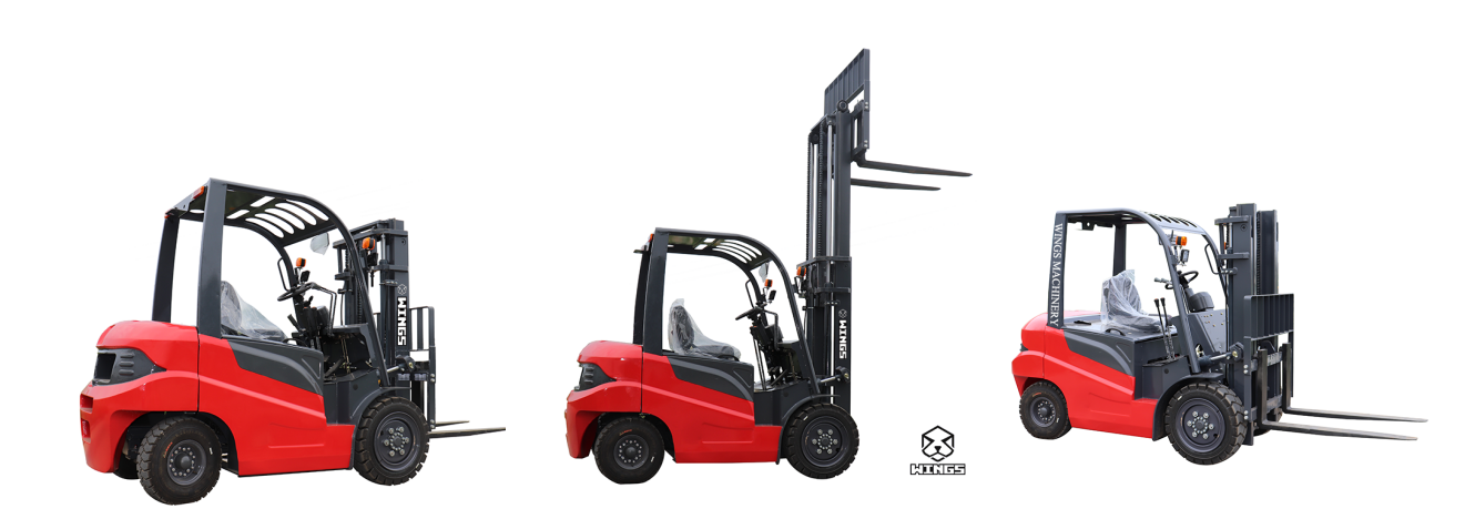 Cpcd30k Diesel Forklift