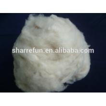 100% чисто коммерческого монгольский слоновой кости кашемир волокна