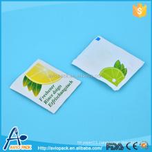 Hot selling promotion inflight custom napkins oem service paper napkin
