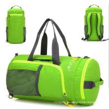 Bolsas de viaje forma de barril con correa de hombro