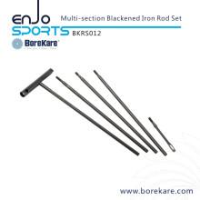 Borekare Hunting Military Multi-Section Blackened Iron Rod Set