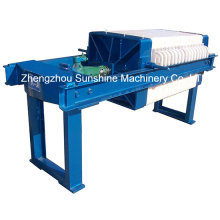 Sunflower Oil Chamber Filter Press Filter