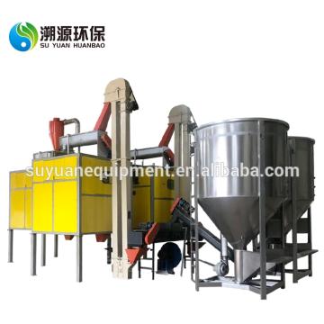 High quality Plastic Bottle Crusher Machinery