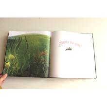 Детская книжка-Раскраска с Блендой ручка / Creatinvity для детей