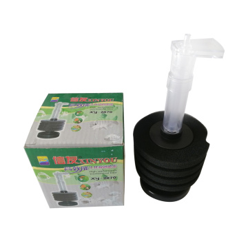 Bio-spong filter increase oxygen open cell sponge aquarium fish tank filter with no noise