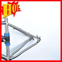Titanium MTB Bike Frame in Stock
