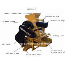 maize sheller electric motor type