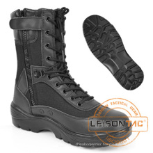 Tactical Boots with Zipper