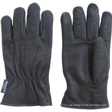Vollnarbenleder gefütterter Driver Work Glove - 9018
