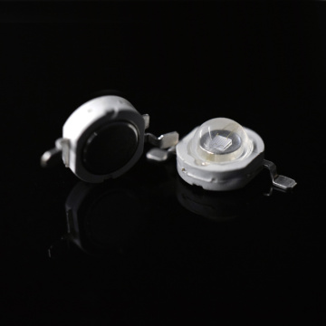 High Power 365nm UV LED 3W 120 Grad