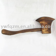 machados de madeira