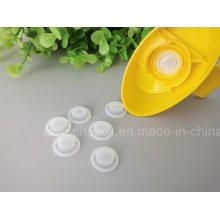 Válvula do gel do silicone de 16.5mm para o frasco do aperto da categoria do alimento (PPC-SCV-06)