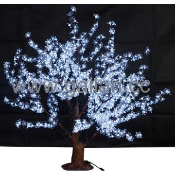 China Supplier 33W LED Artificial Tree para iluminação de jardim