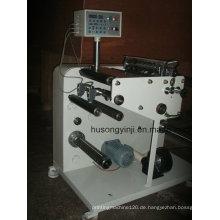 420 Schlitz- und Aufwicklermaschine