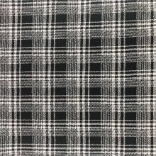 Tissu jacquard en tricot écossais