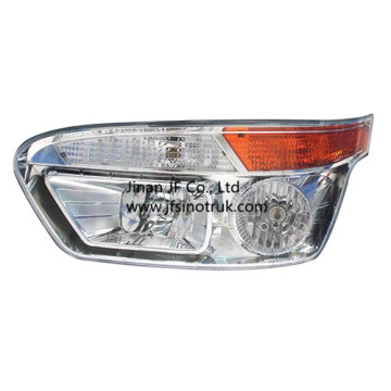 Автобус Higer Автобус Kinglong Автобус Sunwin Head Lamp