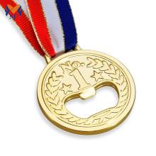 Médailles de décapsuleur à bière personnalisées