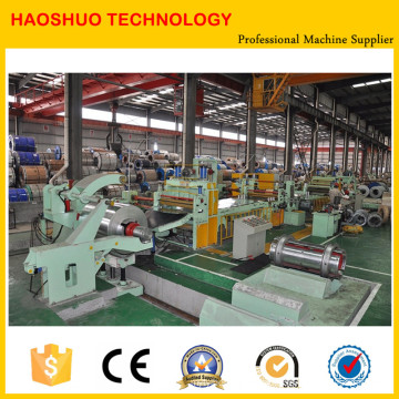 Good Quality Automatic Coil Roll to Sheet Slitting Cutting Machine