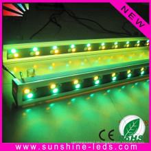 IP65 72W RGBW / RGB LED Wandscheiben Licht