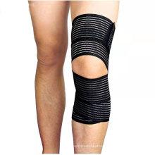 Weightlifting Squat  Wraps Leg Tie Bandage Straps Sports Training Powerlifting Knee Brace