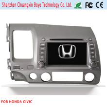 Blauer Zahn / GPS Navigation Auto DVD Spieler für Honda Civic