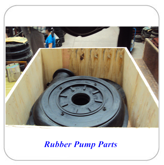 natural rubber parts