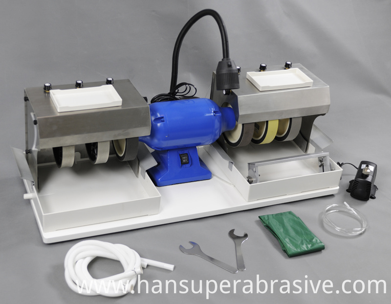 Lapidary Cabbing Grinder