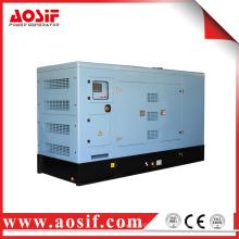 Radiador y ventilador con generador de motor diesel de seguridad