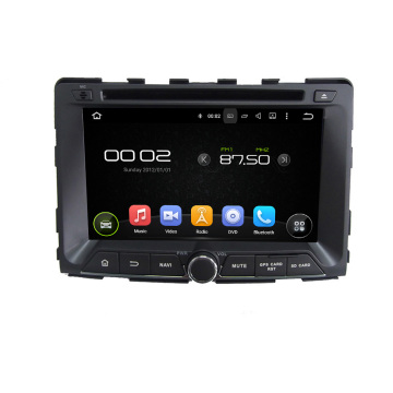 Car Audio Electronics voor SsangYong RODIUS 2014