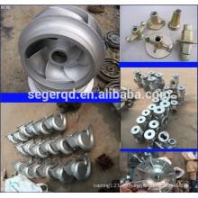 inversión de precisión de fundición de acero inoxidable