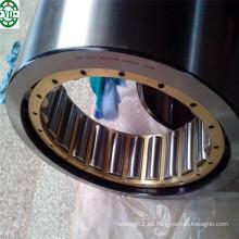 Rodamiento de rodillos cilíndrico de alta jaula de latón grande Nu3188-M1 Alemania