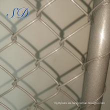Barato venta al por mayor construcción enlace de cadena 2.1x2.4m valla temporal