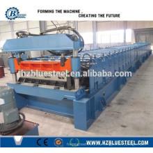 Китай Поставщик Половая доска Панель Рулон Формовочная машина / Металлическая сталь Станок для формирования палубы на продажу Китай Поставщик Alibaba