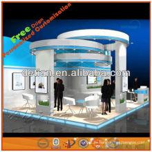 tragbare Messe Ausstellung Design aus Shanghai, China 20 '* 20'