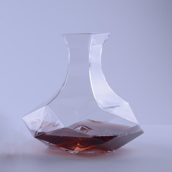 GEO Glass Decanter