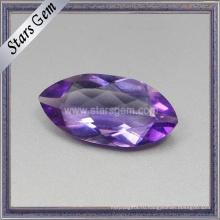 5х10мм маркиза больших размеров Гламур блестящий природный камень