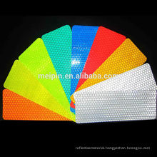 Colorful Prismatic Reflective PVC Sheet