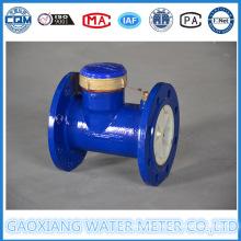 Large Caliber Horizontal Woltman Wet Type Water Flow Meter