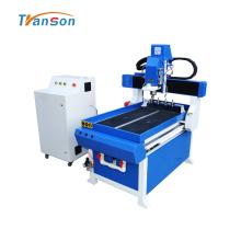 6090 ATC CNC Fräser mit 4 Werkzeugwechslern