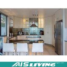 Armoire de cuisine personnalisée moderne avec table à manger (AIS-K413)