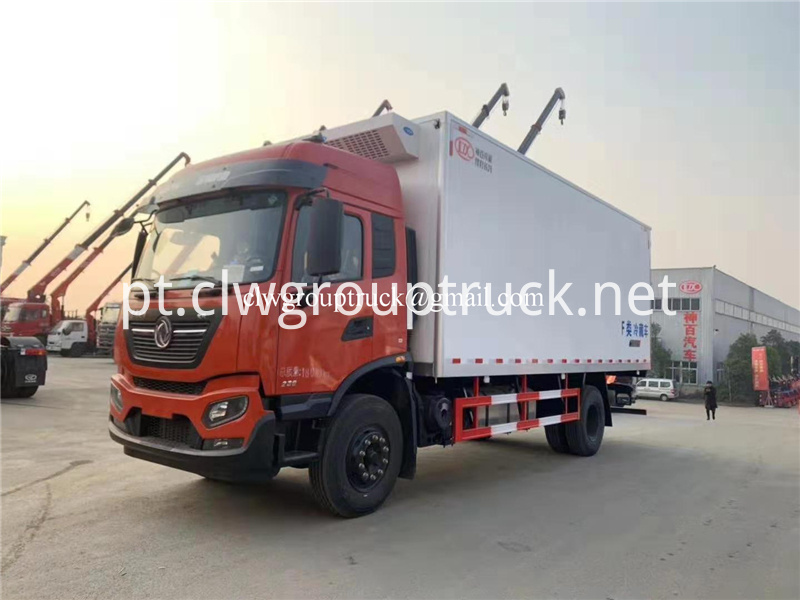 Refrigerated Truck 1