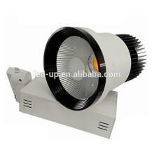 Boa Qualidade CE RoHs Liga de alumínio Bridgelux luz de rastreamento 10w COB Led Track Light