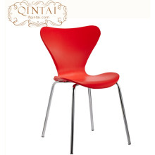 Venta al por mayor de plástico de ocio silla restaurante fiesta eventos silla