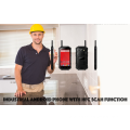 Industrielles Android-Telefon mit NFC-Scan-Funktion