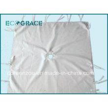 Traitement de boue Filtre en tissu de nylon Presse
