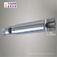 Extrusora de moldagem por sopro HDPE barril de parafuso único