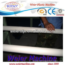 electricity cable conduit PVC pipe making machine line