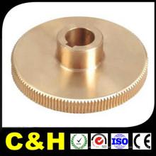 Pièces personnalisées CNC usinées en laiton H59
